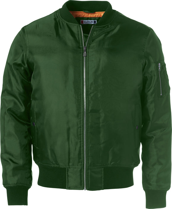 020955 - Bomber Jacket - Military Green (71)