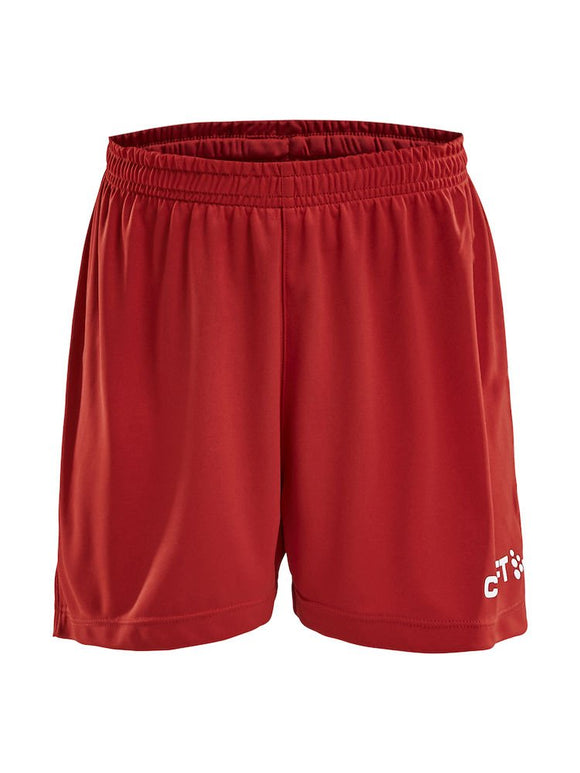 1905586 - Squad Short Solid Jr - Bright Red (1430)