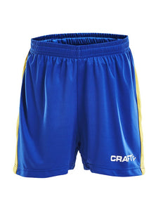 1905587 - Progress Short Contrast Jr - Royal Blue/Sweden Yellow (2345)