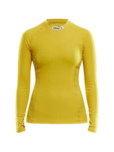 1906254 - Progress Baselayer CN LS W - Yellow (1552)