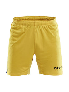 1906141 - Progress Short Contrast Men WB - Sweden Yellow/Club Cobolt (3552)
