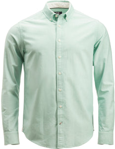 352400 - Belfair Oxford Shirt Men - Green (67)