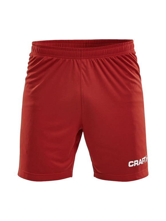 1906140 - Squad Short Solid Men WB - Bright Red (1430)