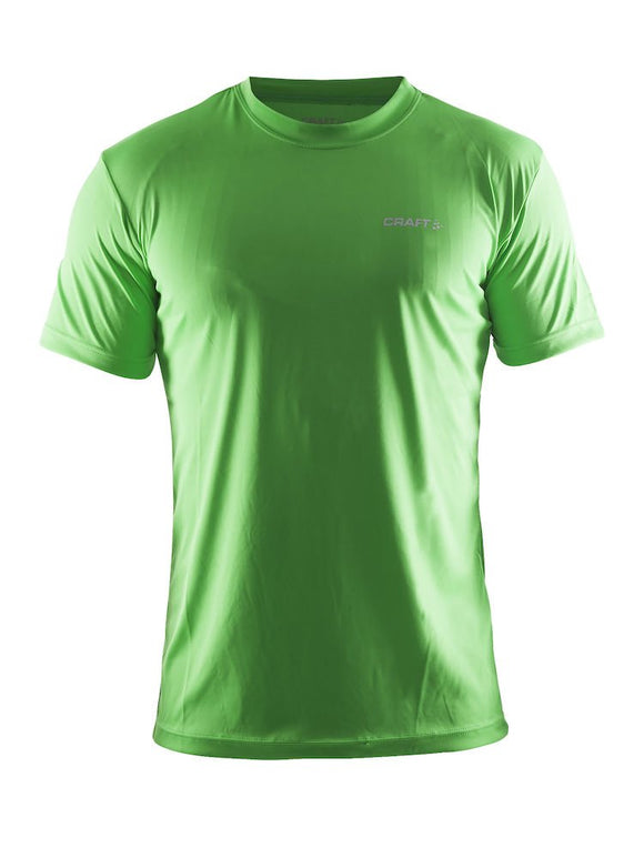 199205 - Craft - Prime Tee M - Craft Green (1606)