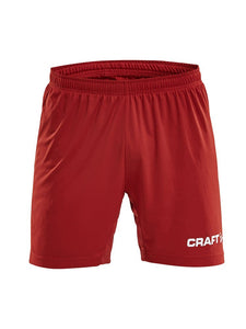 1906141 - Progress Short Contrast Men WB - Bright Red (1430)