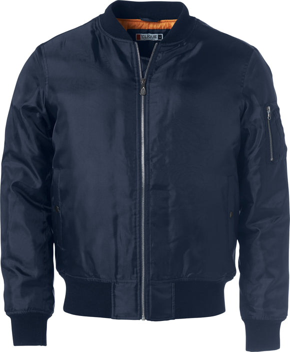 020955 - Bomber Jacket - Dark Navy (580)