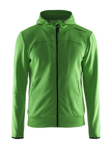 1901692 - Leisure full zip hood Man - Craft green (2606)