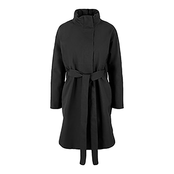 Bris Waterproof Black Poncho Jacket