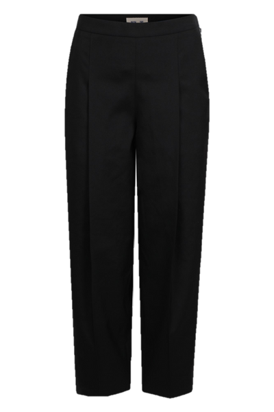 Nagihan Trousers Black