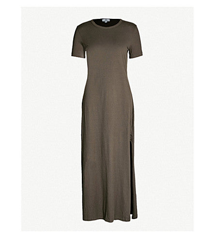 Alana Maxi Dress Grey