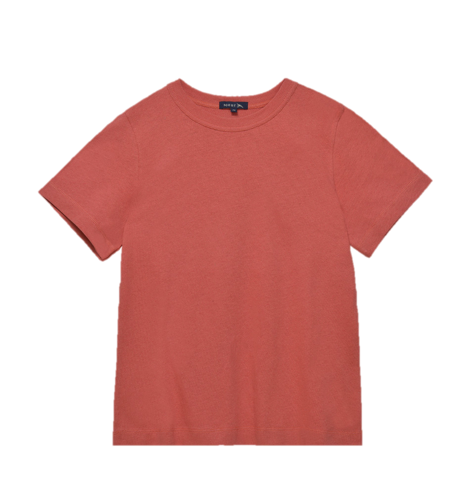 Cyril Tee Shirt Rose