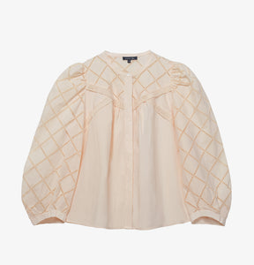 Iberis Blouse Ecru