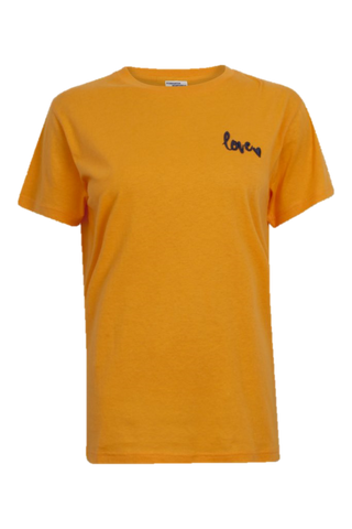 Jolee Cotton Tee Apricot