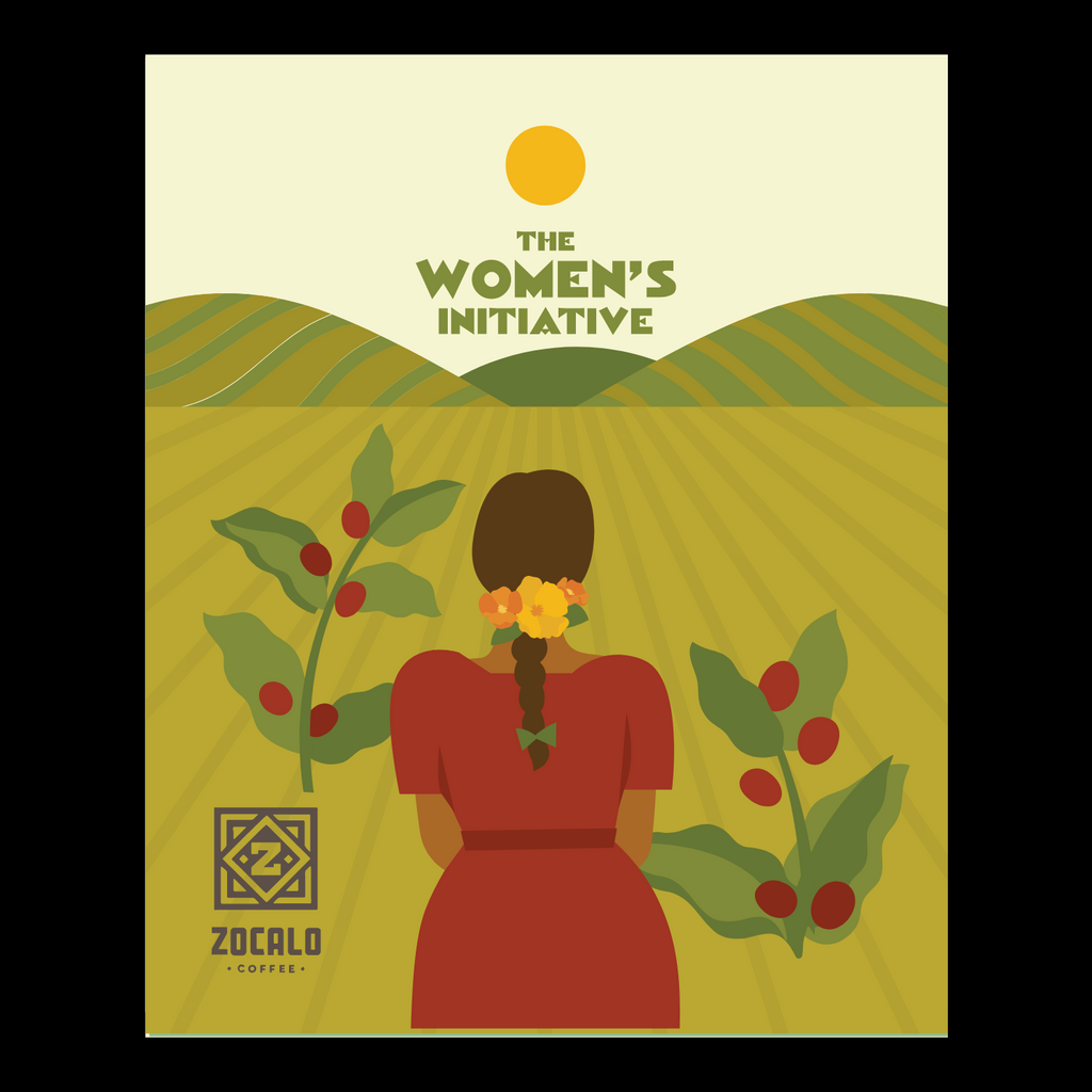 The Women's Initiative  - Guatemala, Huehuetenango - 12oz whole beans