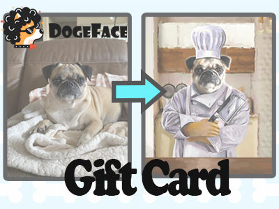 DogeFace Gift Card
