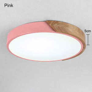 5cm Ultra Thin Led Ceiling Lights for Living Room Lights Dimmable Modern Ceiling Lamp Nordic Bedroom Kids Room Plafonnier Led - piperandfox