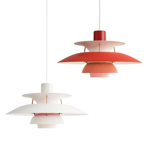 Danish Louis Poulsen pH5 chandelier dining hall chandelier concise modern atmospheric decorative Chandelier - piperandfox