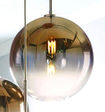 Load image into Gallery viewer, Glass Pendant Ball