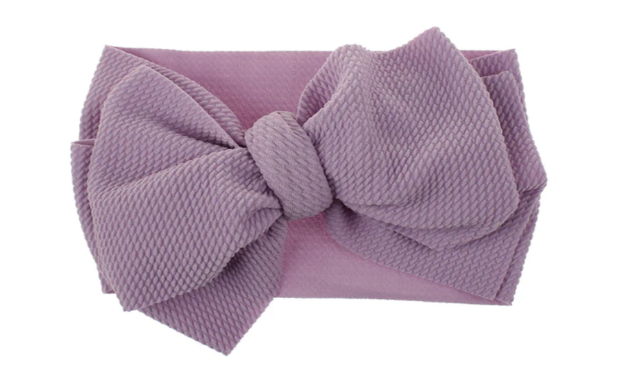 Giant Violet Bow