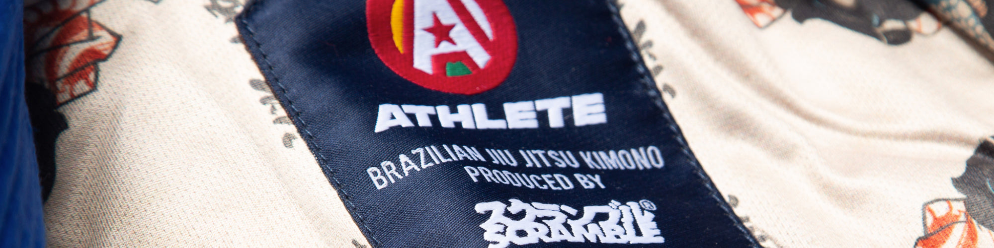 Scramble Athlete 4 Jiu-Jitsu Gi