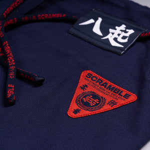 SCRAMBLE ATHLETE PRO GI – NAVY