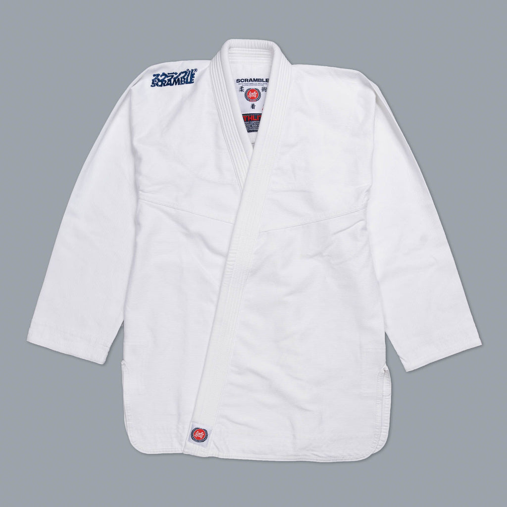 SCRAMBLE ATHLITE GI – WHITE