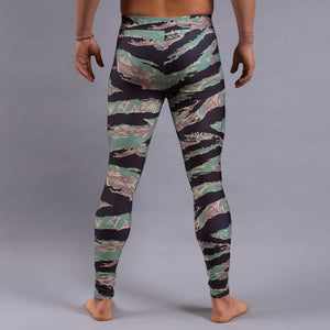 SCRAMBLE BASE SPATS – TIGER CAMO