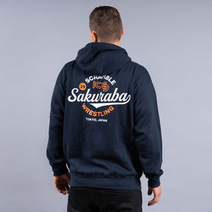 KS X SCRAMBLE HOODY