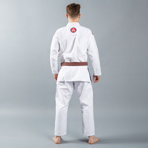 SCRAMBLE ATHLETE 4: 375 (WHITE)