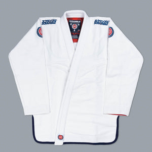 SCRAMBLE ATHLETE PRO GI – WHITE