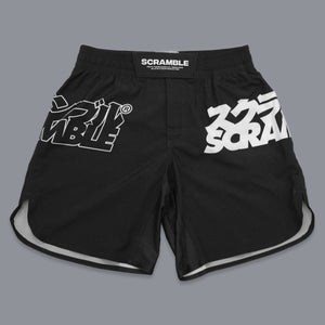 SCRAMBLE CORE SHORTS – COAL