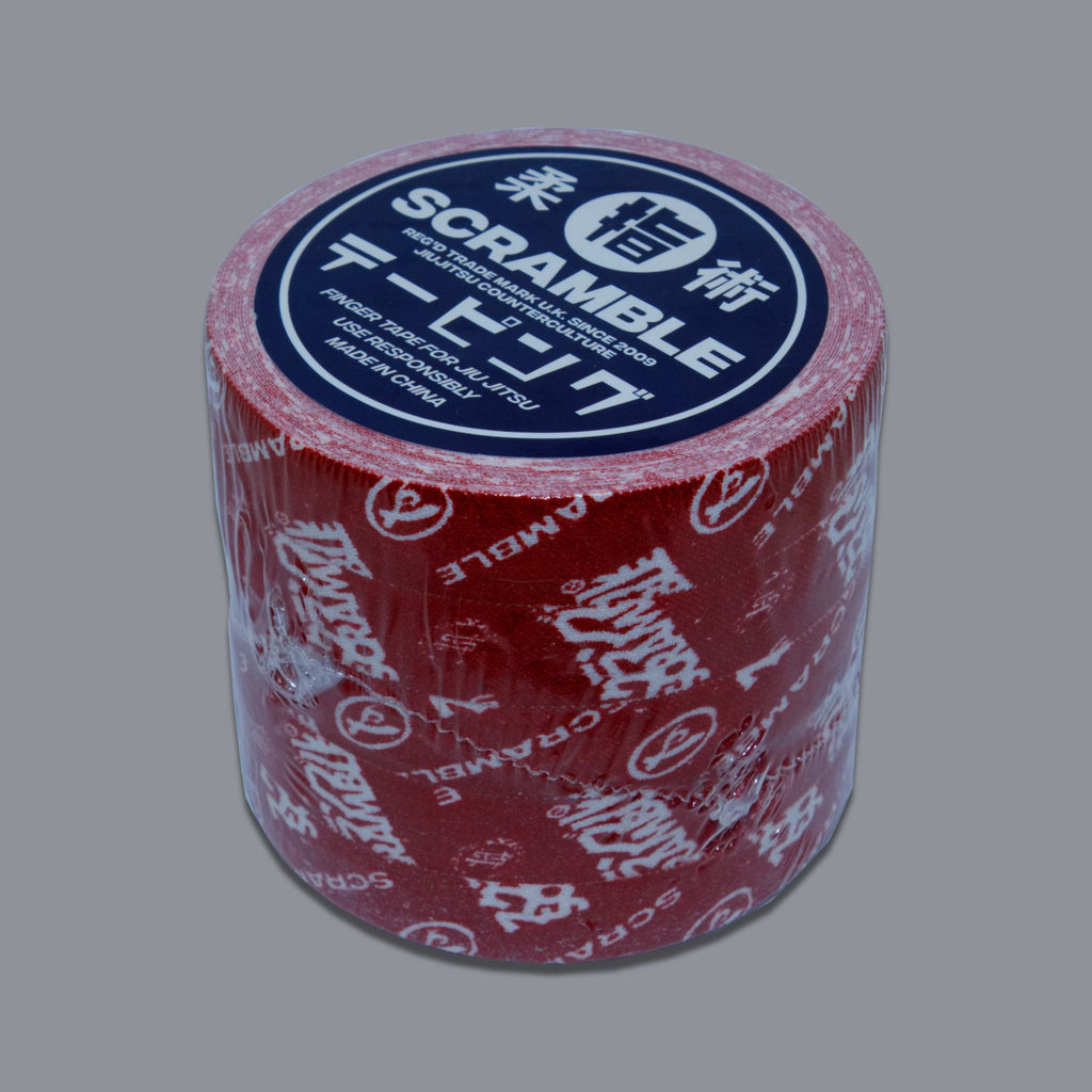 SCRAMBLE 'YUBI' BJJ FINGER TAPE