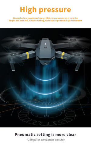 WIFI Helicopter With Wide Angle HD Camera