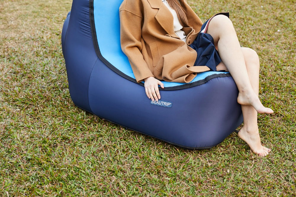 Inflatable Air Lounge Sofa Chair (Indoor & Outdoor)