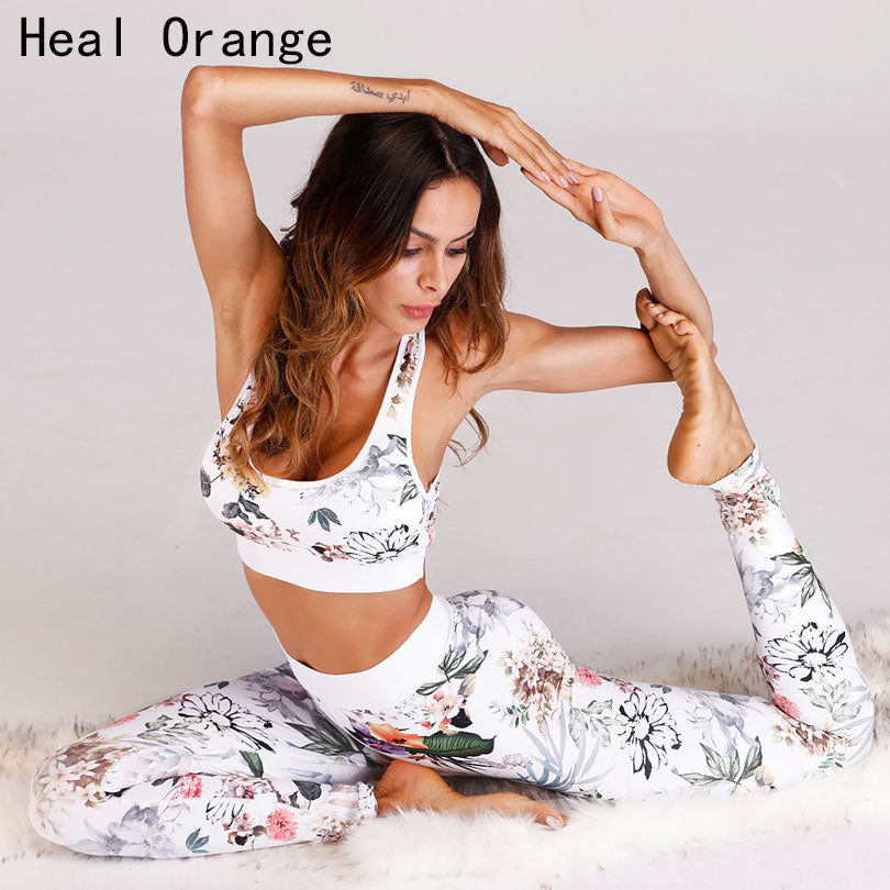 Elegant Sport Suit (Bra + Leggings)