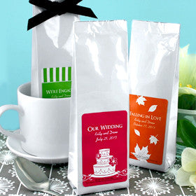 Coffee Favor (Tall Bag)