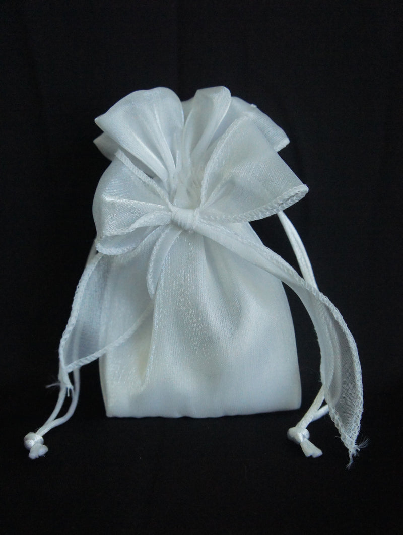 Confetti - Organdy Bag with Bow