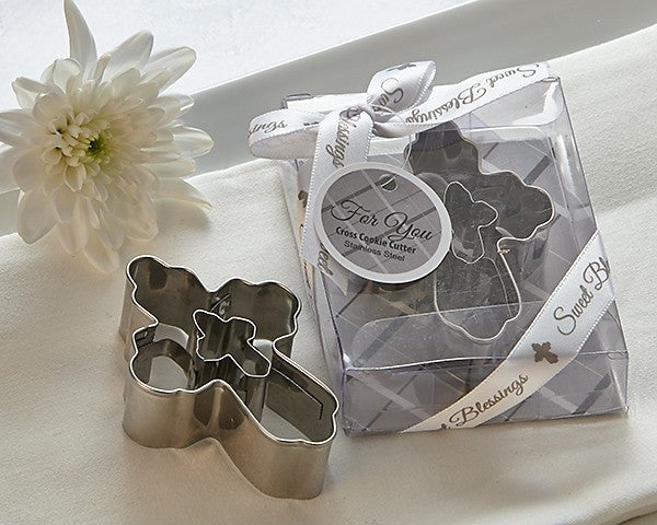 """Sweet Blessings"" Cross Cookie Cutters"
