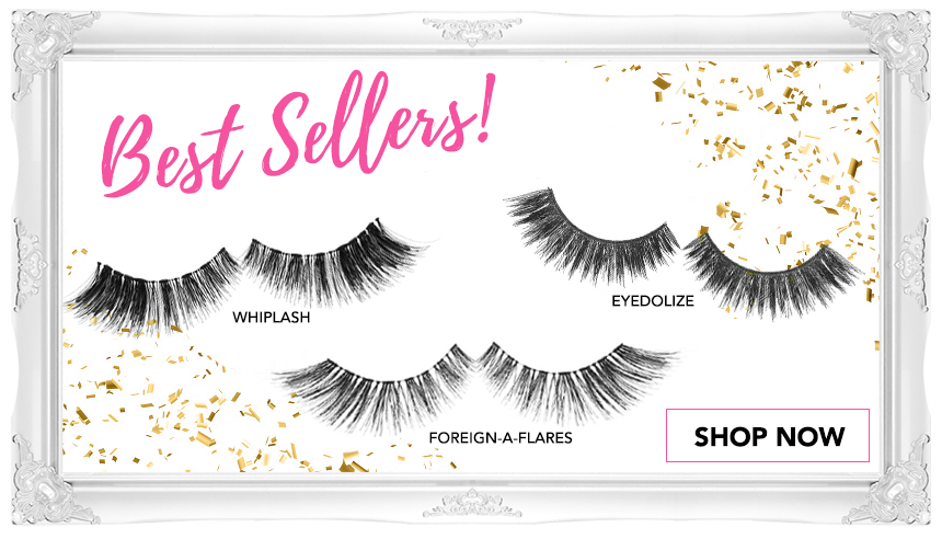 Lashes aren't just an added service it's the only service  – Noir