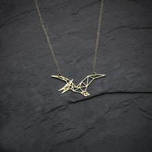 Pterodactyl Necklace - Dinosaur Themed Gifts & Accessories