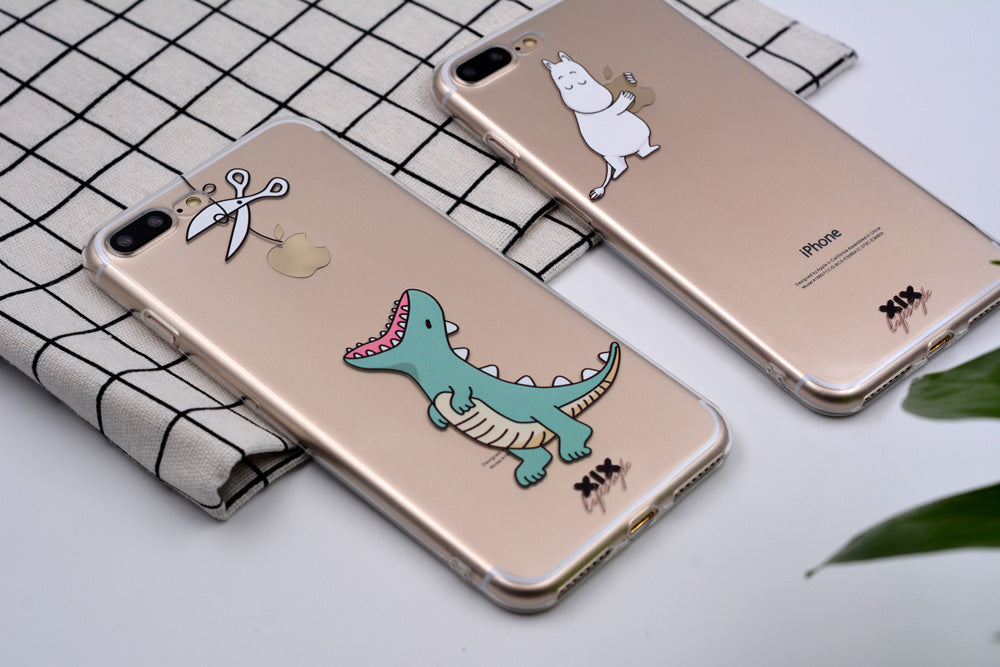 Funny Dinosaur iPhone Cases - DinoGoods