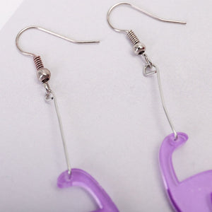 Jurassic Colorful Dinosaur Earrings