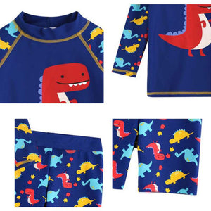 Adorable Carnivore Swim Set - DinoGoods