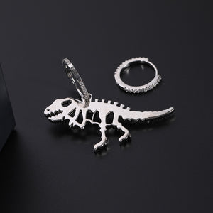 T-Rex Fossil Earrings - DinoGoods