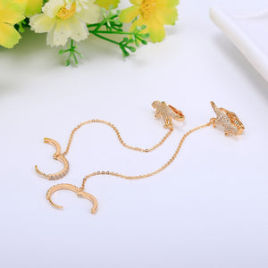 Dinosaur Stud Earrings For Women