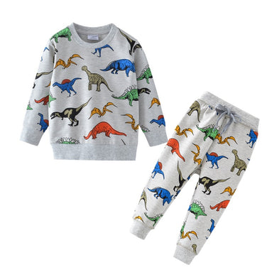 Toddler Dinosaur Variety PJ Sets