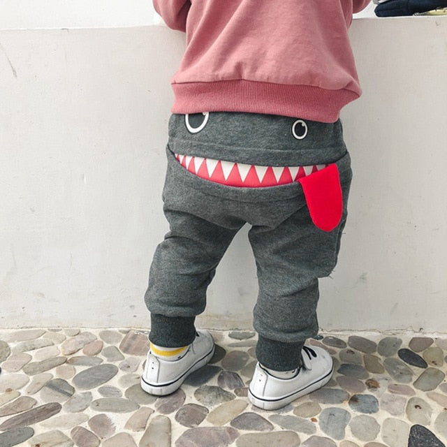 Funny Cartoon Tongue Pants