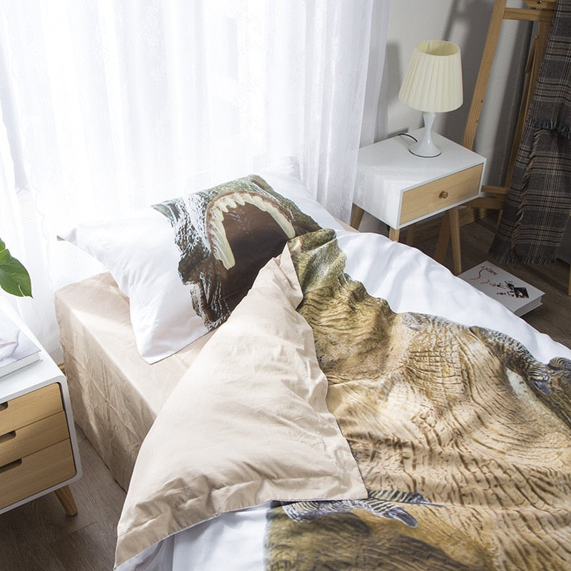 Dino Dreamland Duvet & Bedding Set