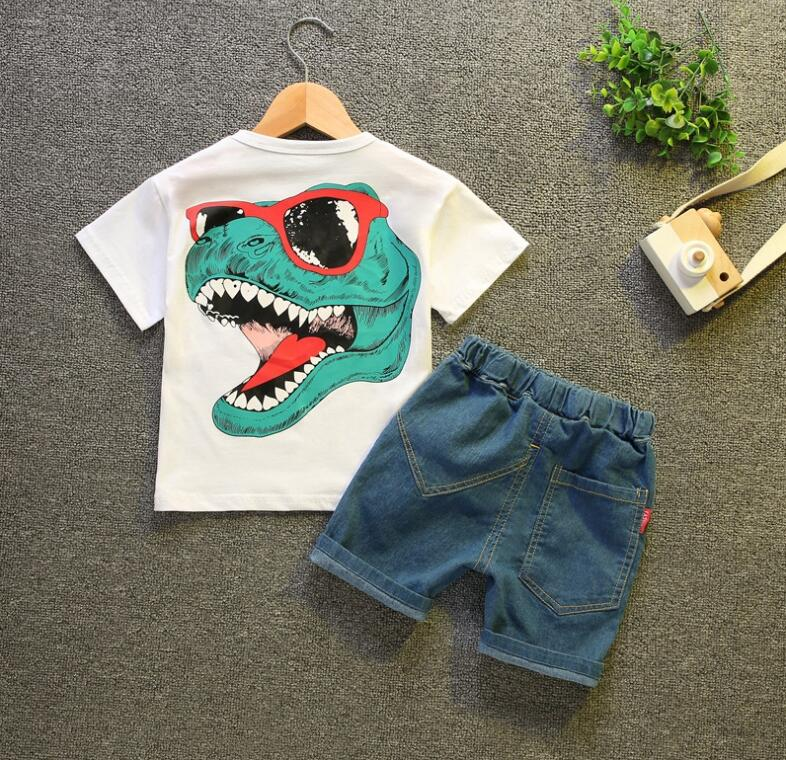 Cool Raptor Outfit - DinoGoods