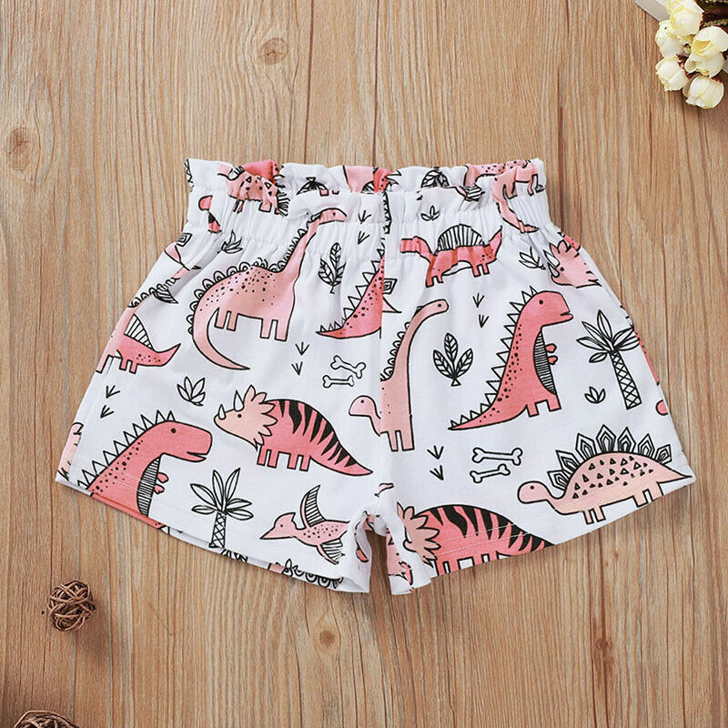 Little Miss Sassy Pants Dino Outfit - DinoGoods
